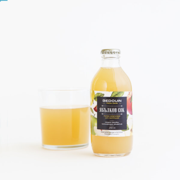 Ябълков сок  250мл.